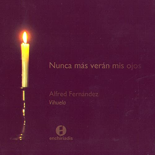 Triste España Sin Ventura (Juan Del Enzina) de Alfred Fernández en Amazon Music - Amazon.es
