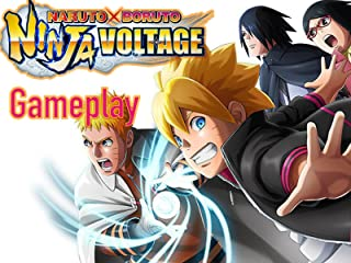 Naruto X Boruto Ninja Voltage Gameplay