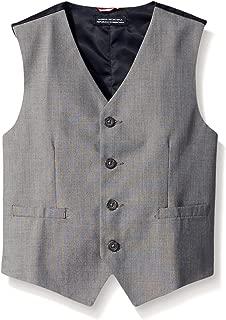 Boys' Sharkskin Suit Vest