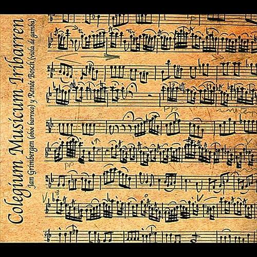 Colegium Musicum Iribarren de Jan Grimbergen & Renée Bosch ...