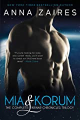 Mia & Korum: The Complete Krinar Chronicles Trilogy Kindle Edition