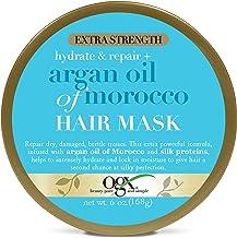 OGX هیدرات قوی و تعمیرات + روغن آرگان ماسک مو مراکش، 6 اونس