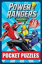 Power Rangers Beast Morphers Pocket Puzzles