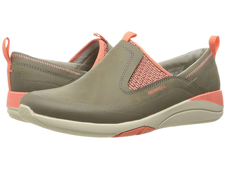 Merrell Applaud Moc (Brindle) Women