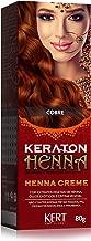Henna Crème, Keraton, Cobre