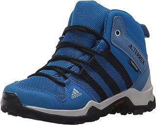 adidas outdoor Unisex-Kid's Terrex AX2R MID CP K, Black/Black/Black, 11K Medium Youth US Little Kid