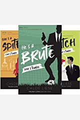 Tough Love (3 Book Series) Kindle Edition