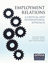employment relations: من الأهمية و International ْ (cipd المنشورات)