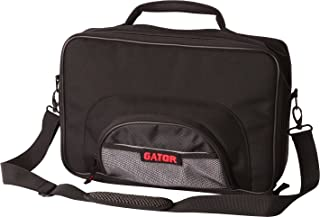 Gator Cases Padded Utility Bag for Guitar Pedals, DJ Equipment, Cables, and Much More; 15.5