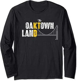 Oakland Basketball Kd Kt Long Sleeve T-Shirt
