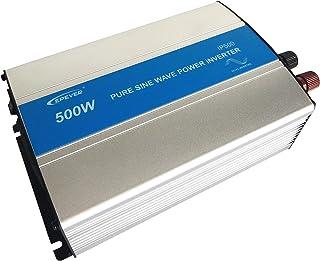 EPEVER® IP500-12 pure sinus spanningsomvormer 500W 12V naar 230V omvormer