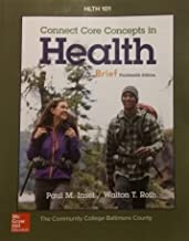Best core concepts in health 14th edition Reviews