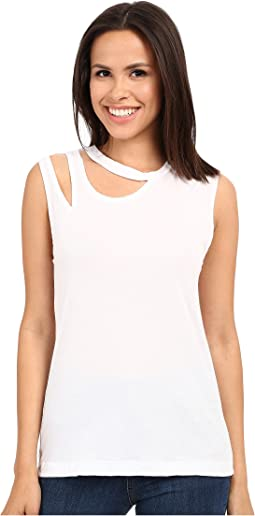 LNA - Double Cut Tank Top