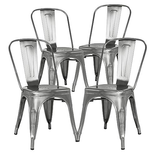 Aluminum Chairs: Amazon.com