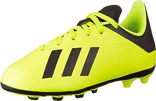 newest 582af abb63 adidas X 18.4 FxG J, Chaussures de Football garçon