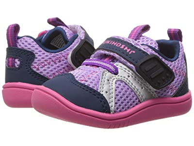 Tsukihoshi Kids B. Marina (Toddler) (Lavender/Navy) Girl