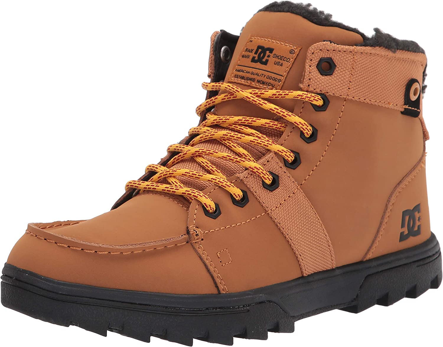 DC mens Cold Weather Boots Casual Our shop OFFers the best service All items free shipping Snow