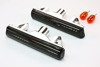 Bulb Side Markers Indicators Lights-Smoke for BMW 95-01 E38 / 01-06 E46 M3
