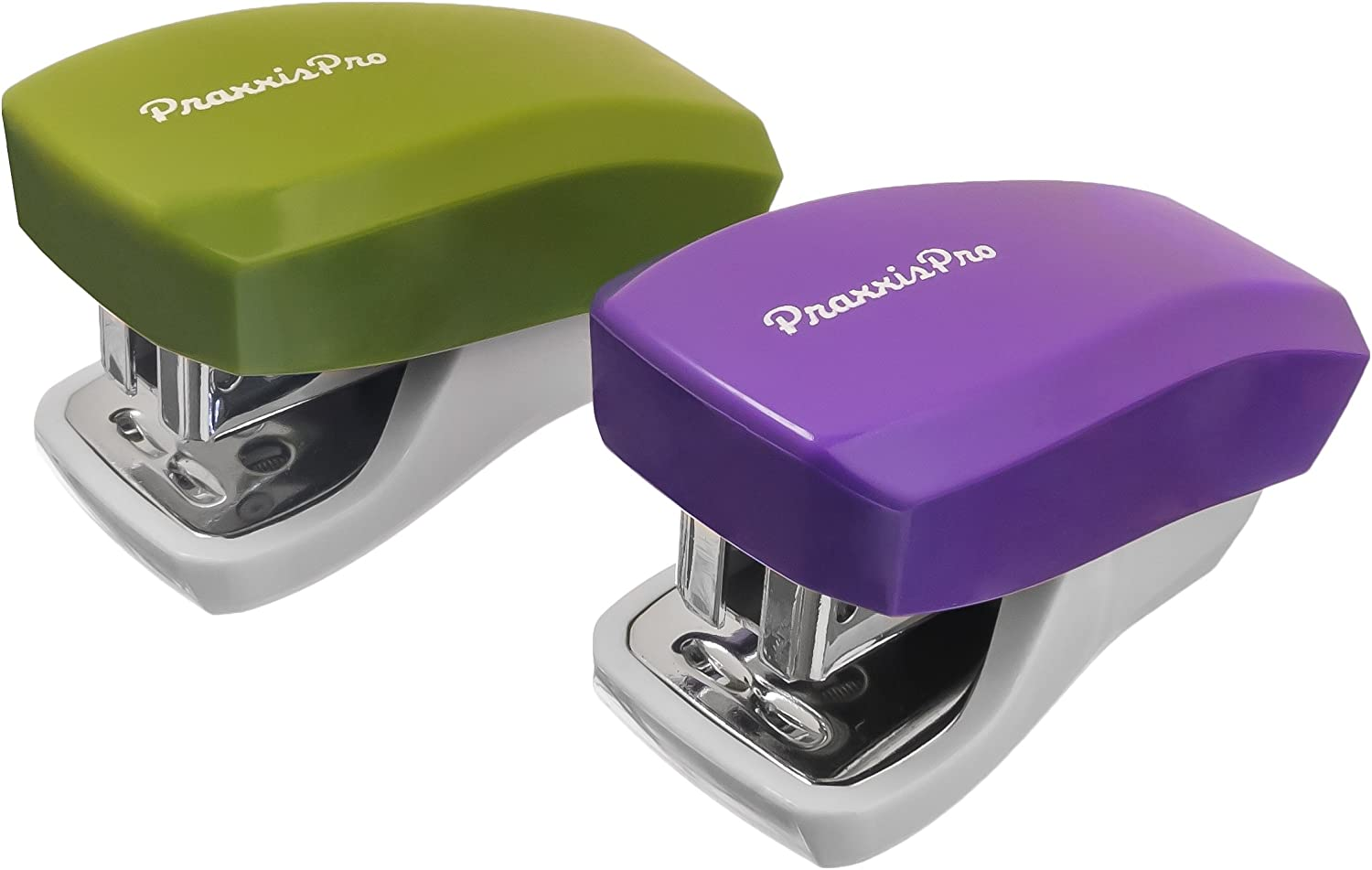 PraxxisPro Many popular 5 ☆ popular brands Mini Staplers with Box of 1000 S Built Staples in and