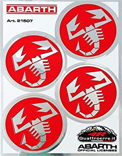 Abarth BLUE HAWAI ECUSSON Patches AUFNAHER Toppa 7 7 CM THERMOCOLLANT