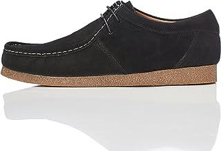 Marca Amazon - find. Zapato de Ante estilo  Hombre