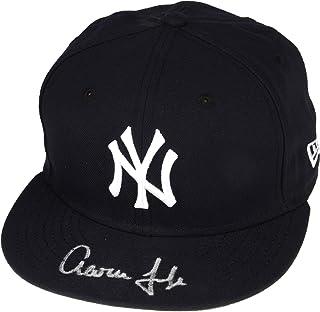 e0ecba41768d8 Aaron Judge New York Yankees Autographed New Era Cap - Fanatics Authentic  Certified - Autographed Hats