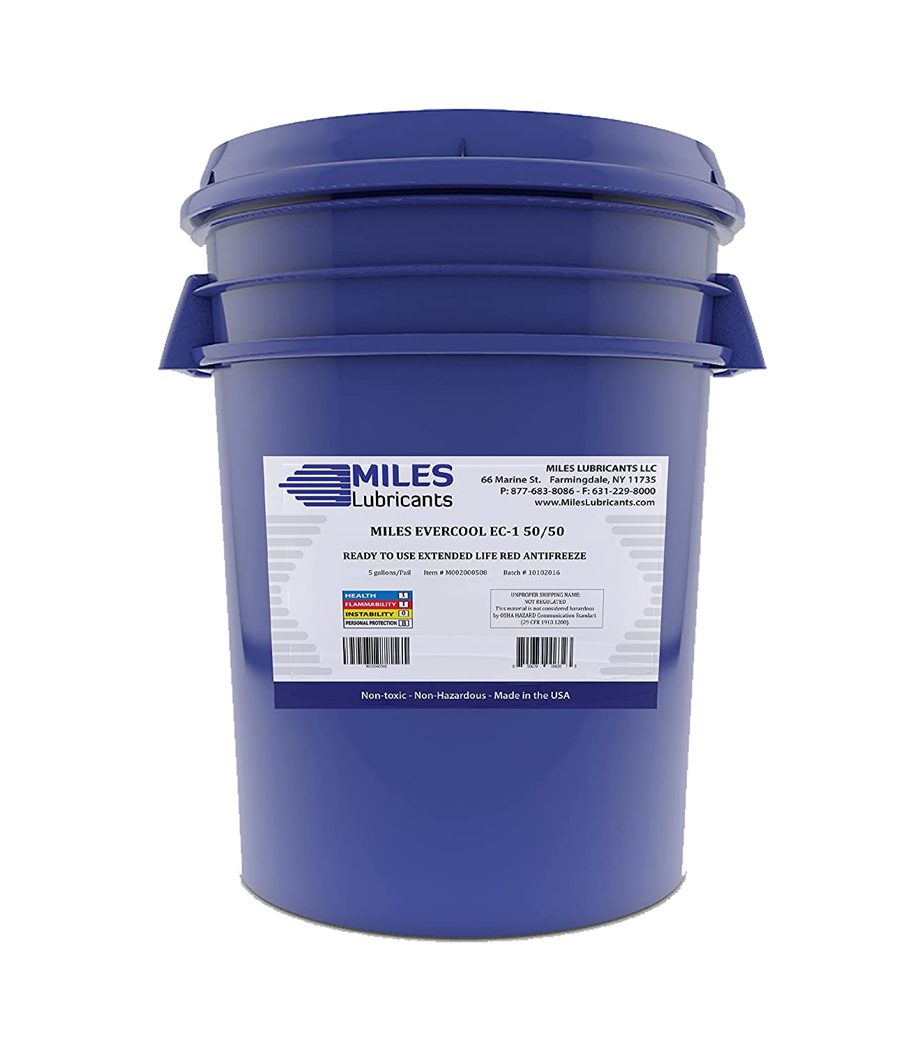 quality assurance Miles Evercool Ec1 50 Ready to Antifree Extended Max 90% OFF Life Red Use