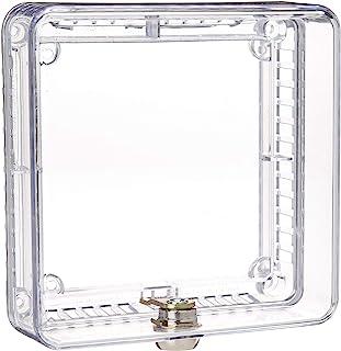 """Honeywell CG510A1019/N - Protector de termostato, tamaño pequeño, 4.5"""" x 4.5"""" x 1.5"""""""