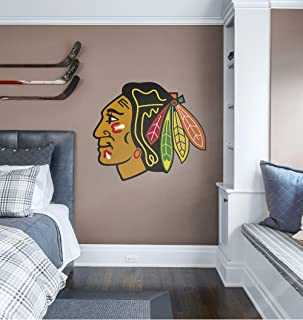 chicago blackhawks wall decals