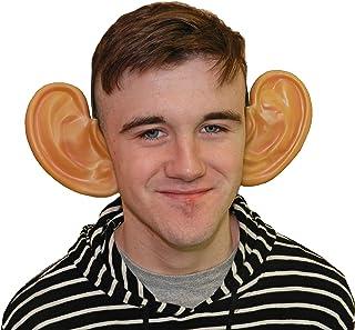 FancyPants FunTime Giant Ears Jumbo Ears Headband Costume Beige