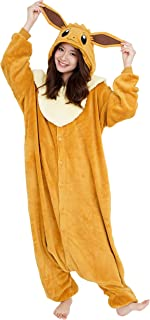 Pokemon Eevee Halloween Kigurumi Costume