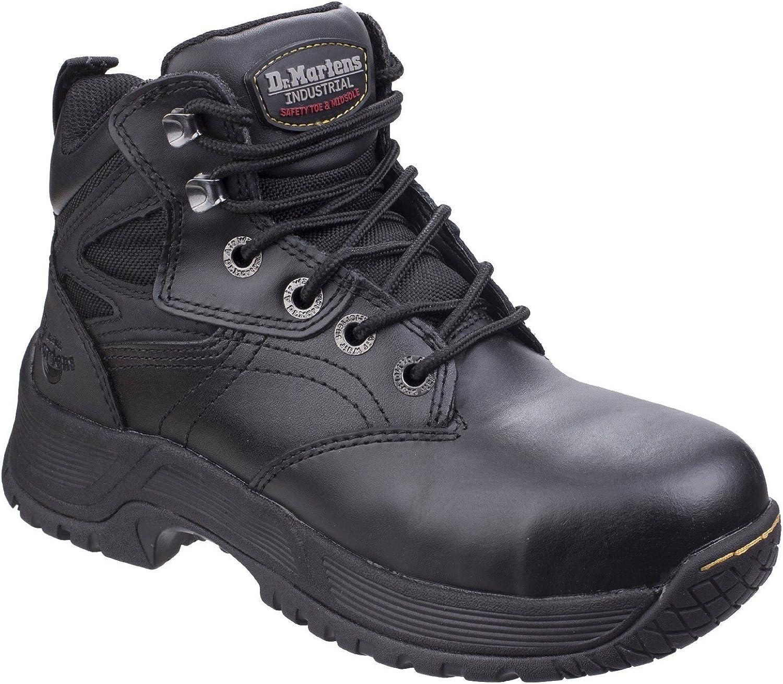 Dr. Martens Mens Torness Safety Boots (8 UK) (Black)