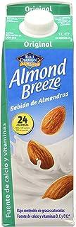 Almond Breeze Bebida de Almendra Original - Paquete de 6 x 1000 ml - Total: 6000 ml