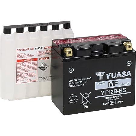 YT12B-BS BATTERIA BOSCH 12V 11AH YAMAHA XVS650A Drag Star Cla 650 1999-/> 0092M6