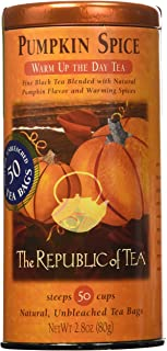 REPUBLIC OF TEA Pumpkin Spice, 50 CT
