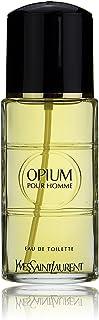 Yves Saint Laurent - Agua de colonia Opium pour Homme (para hombre, con vaporizador, 100 ml)
