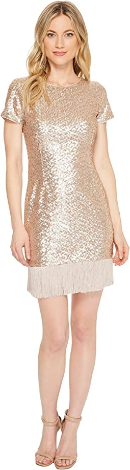 Sequin Fringe Cocktail