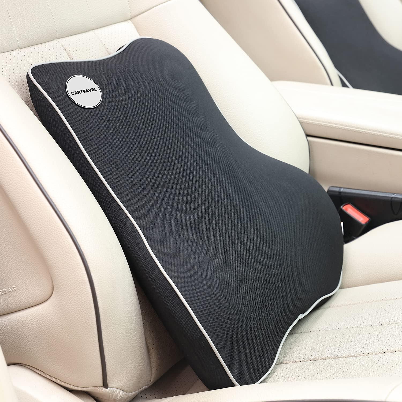 CARTRAVEL Lumbar Support Pillow for Trust Wheelchair Car M Rapid rise Pure Office