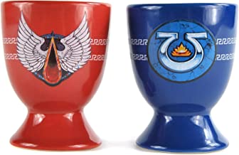 Warhammer 40,000 Set of 2 Egg Cups - Chapter