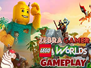 Clip: Lego Worlds Gameplay - Zebra Gamer
