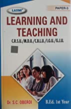 Learning And Teaching in English Medium