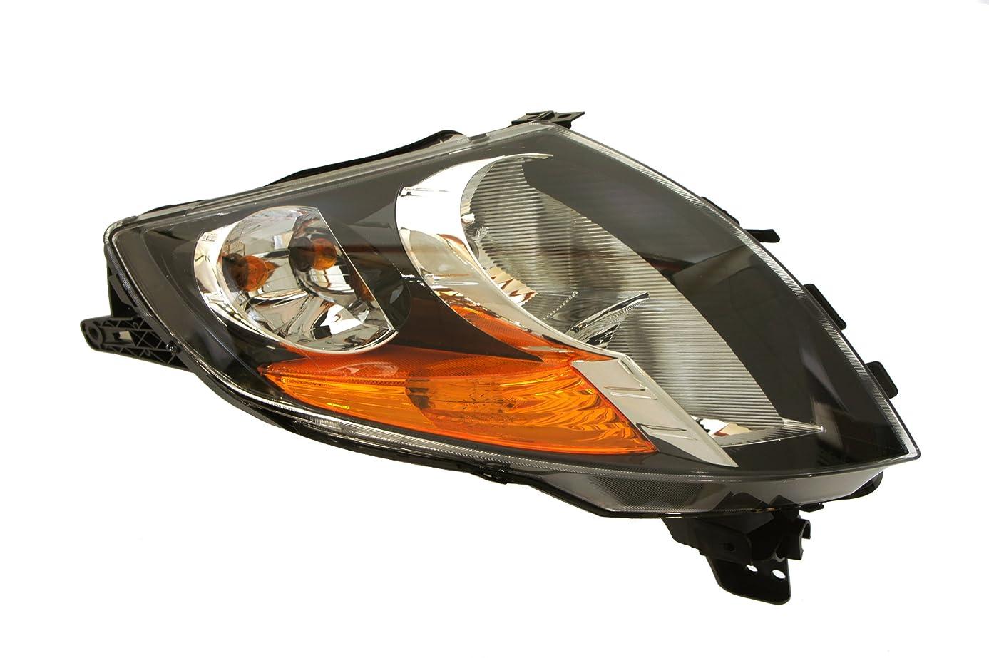 Genuine Nissan Parts 26060-JA00B Driver Side Headlight Assembly Composite