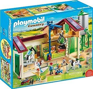 PLAYMOBIL Country 70132 Duże gospodarstwo rolne z silosem, od 4 lat