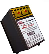 Compatible 793-5 Red Ink Cartridge Postage Models: P700, DM100i, DM125i, DM150i, DM175i, DM200L, DM225 Postage Meters