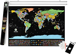 Best world map buy online Reviews