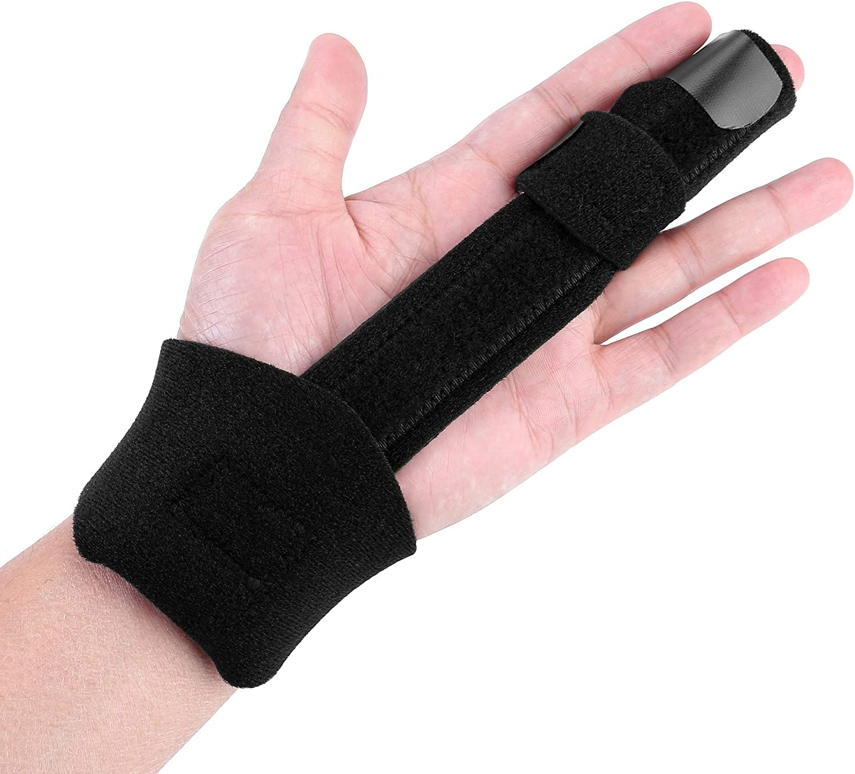FALETO Finger Max New sales 86% OFF Splint Aluminum for Support Trigger