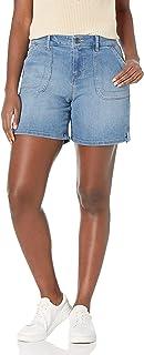 "Gloria Vanderbilt Women's Trendy Utility 6"" Mid Thigh Short"