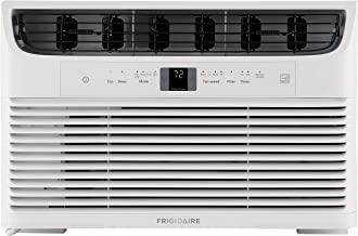 FRIGIDAIRE Energy Star 8,000 BTU 115V Window-Mounted Mini-Compact Air Conditioner with..