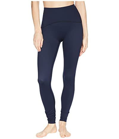 Spanx Active Shaping Compression Close-Fit Pants (Lapis) Women