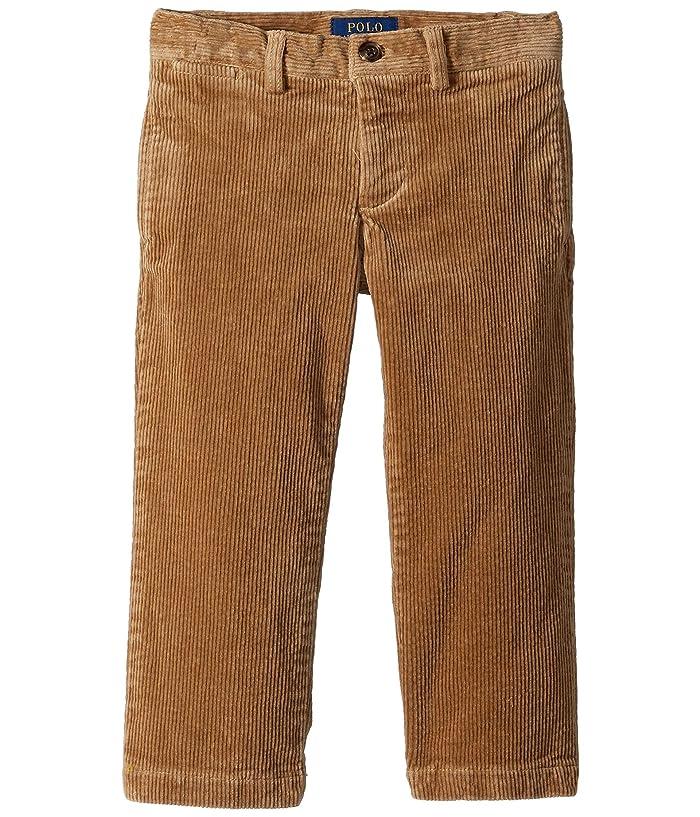 40bd7302 Polo Ralph Lauren Kids Slim Fit Stretch Corduroy Pants (Toddler)   6pm
